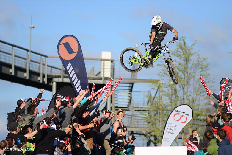 Nico Vink Dirt Masters Whip Off - NorbertSzasz - Mountain Biking Pictures - Vital MTB