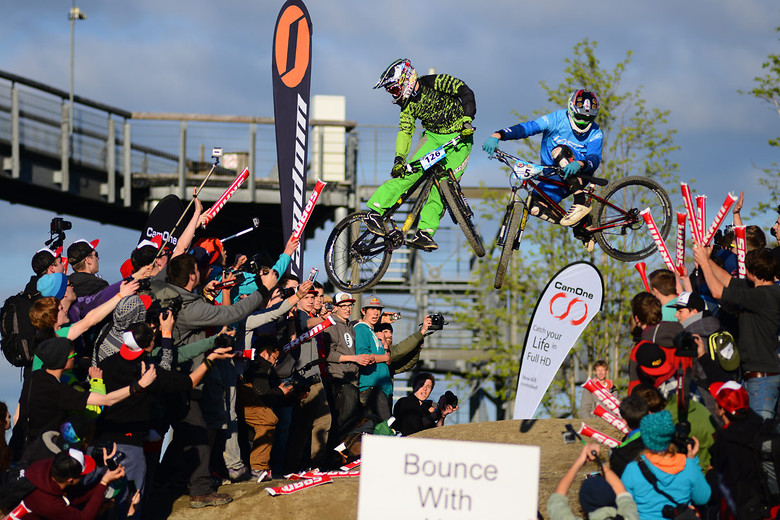 Whip Doubles Routine from Dirtmasters 2013 - NorbertSzasz - Mountain Biking Pictures - Vital MTB