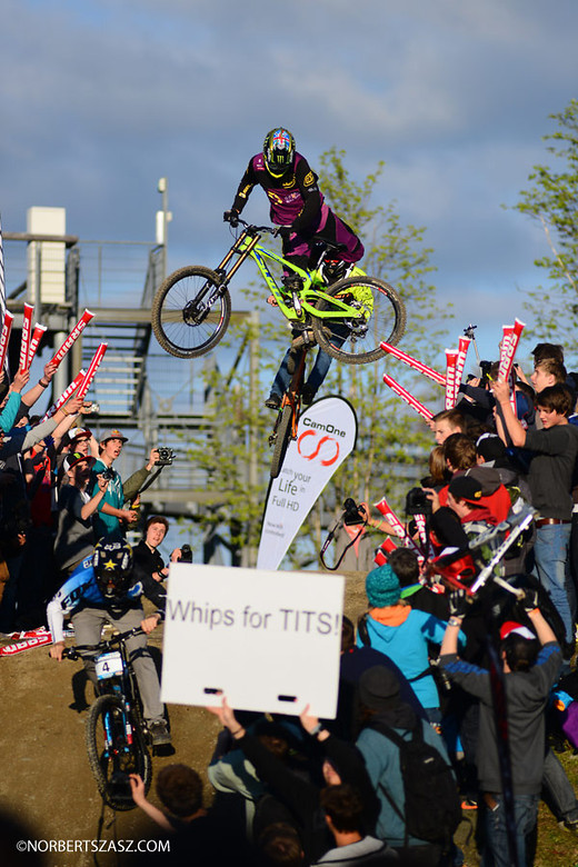 Brendan Fairclough Massive Nac Nac at Dirt Masters - NorbertSzasz - Mountain Biking Pictures - Vital MTB