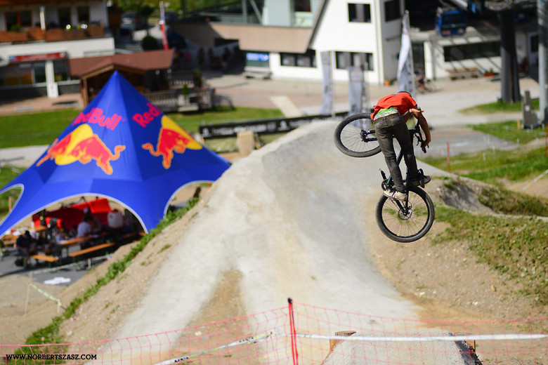 Louis Reboul Wins the Pre-qualification at 26trix - NorbertSzasz - Mountain Biking Pictures - Vital MTB