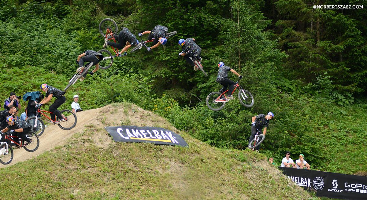 2013 26Trix Finals Gallery - Szymon Godziek Wins Best Trick with a Cash Roll - NorbertSzasz - Mountain Biking Pictures - Vital MTB