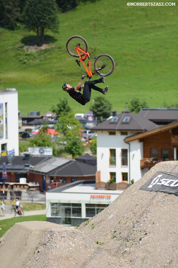 Brett Rheeder, 2nd Place at 26Trix - NorbertSzasz - Mountain Biking Pictures - Vital MTB