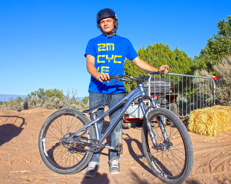 Brayden Barrett-Hay - NoahColorado - Mountain Biking Pictures - Vital MTB