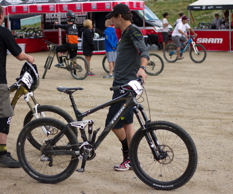 Ross Schnell, Trek Remedy - NoahColorado - Mountain Biking Pictures - Vital MTB