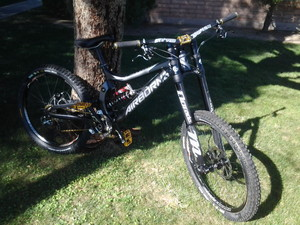 Airborne Bicycles Pathogen Hayesed Custom Build