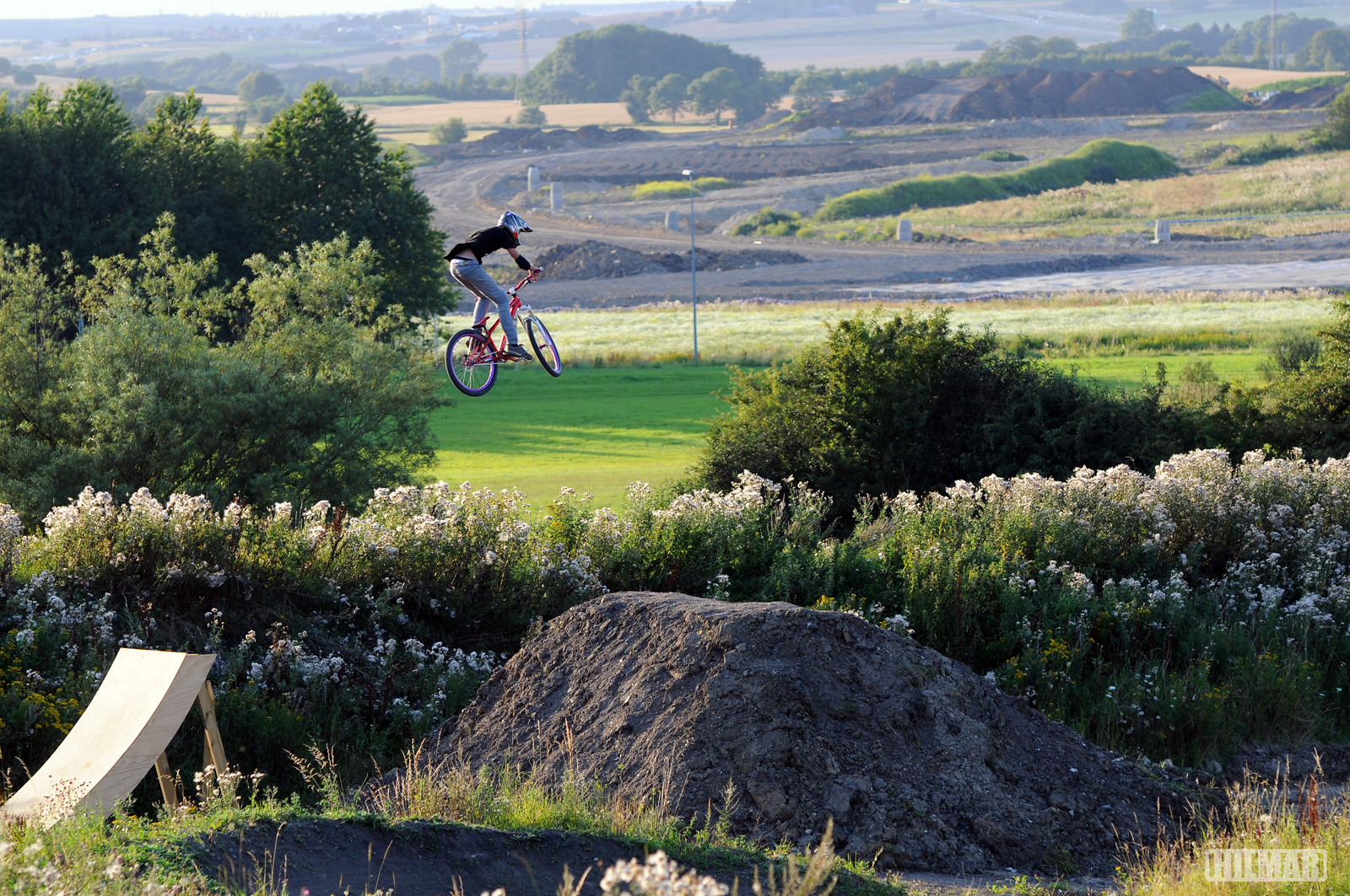 The big line - Fredleth - Mountain Biking Pictures - Vital MTB