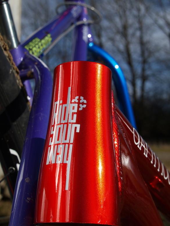 Ride your way - Fredleth - Mountain Biking Pictures - Vital MTB