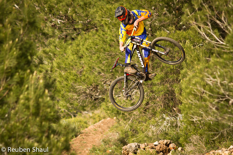 Oren Hasson - reubenshaul - Mountain Biking Pictures - Vital MTB
