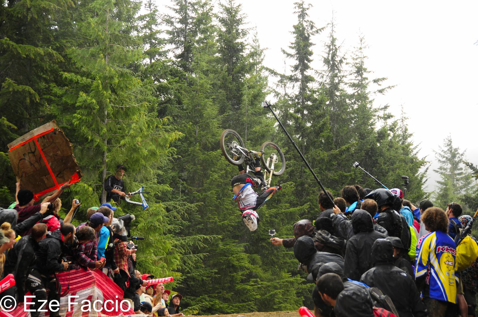 Backflip... not whip - ezefaccio - Mountain Biking Pictures - Vital MTB
