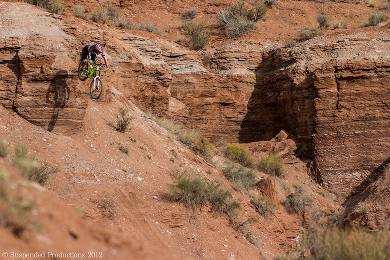 Jackie Going Big - suspended-productions - Mountain Biking Pictures - Vital MTB