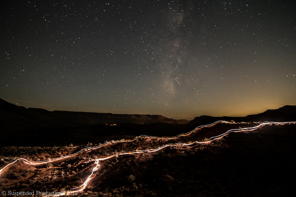 A little Night Time Fun at Rampage - suspended-productions - Mountain Biking Pictures - Vital MTB