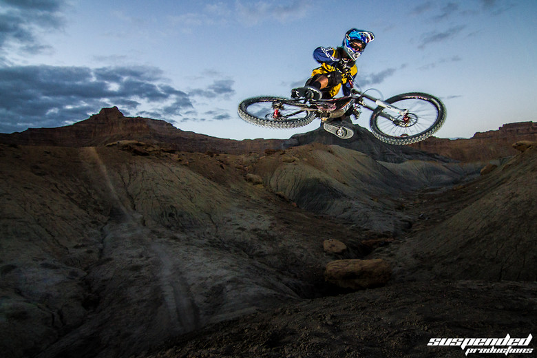 Sunset Steez! - suspended-productions - Mountain Biking Pictures - Vital MTB