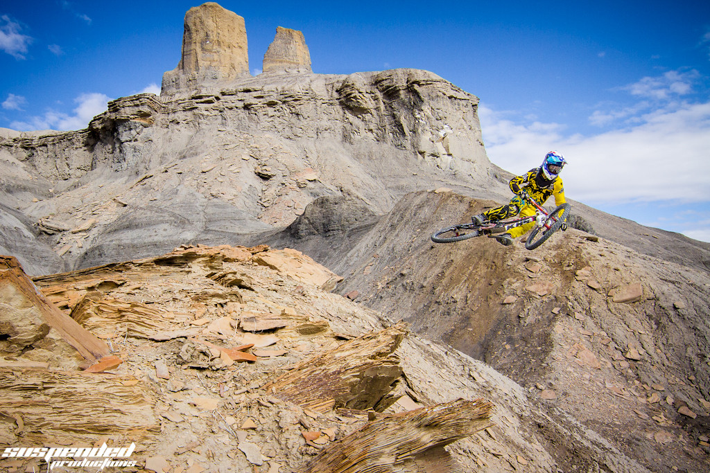 The Ultimate Playground: Utah  - suspended-productions - Mountain Biking Pictures - Vital MTB