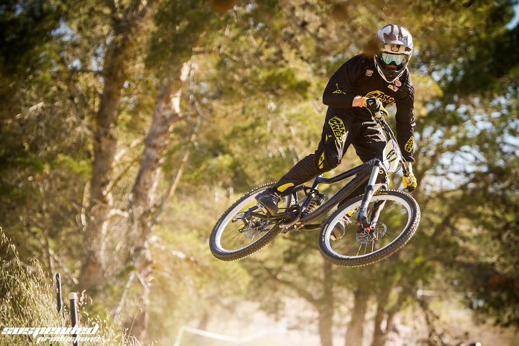 Daniel Lavis, Goofing Around - suspended-productions - Mountain Biking Pictures - Vital MTB