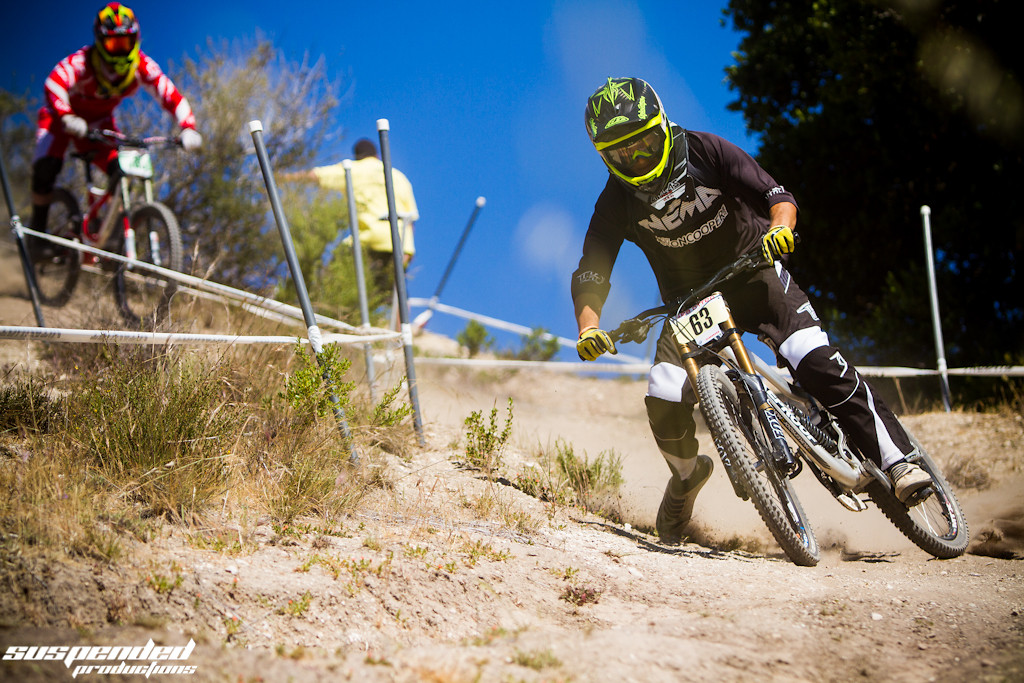 Dylan Conte, Drifting Like a Boss - suspended-productions - Mountain Biking Pictures - Vital MTB
