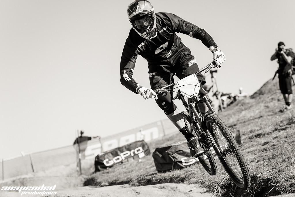 Gee Atherton Set His Eyes on The Win - suspended-productions - Mountain Biking Pictures - Vital MTB