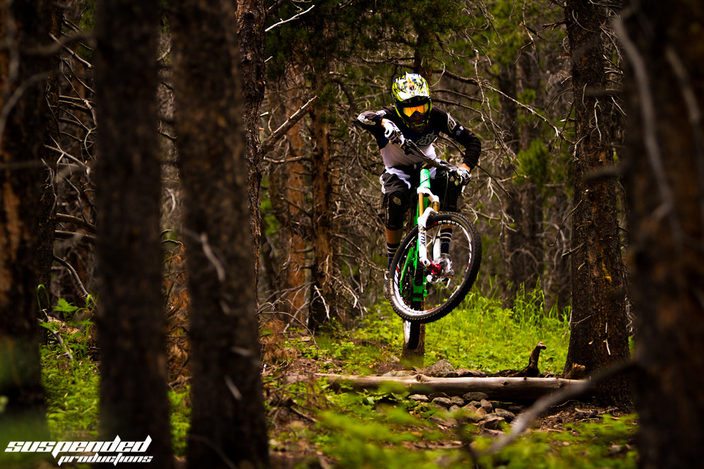 Alex Willie, Colorado Loam - suspended-productions - Mountain Biking Pictures - Vital MTB