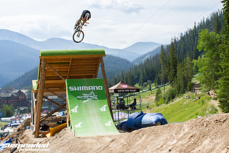Cam Zink, Up the Whale Tail - suspended-productions - Mountain Biking Pictures - Vital MTB