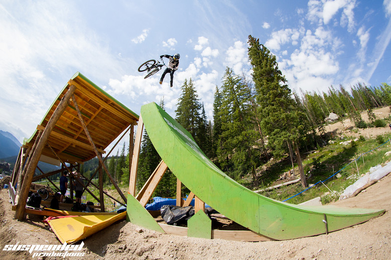 Tyler McCaul Stepping Up, Not Down at CFFest - suspended-productions - Mountain Biking Pictures - Vital MTB