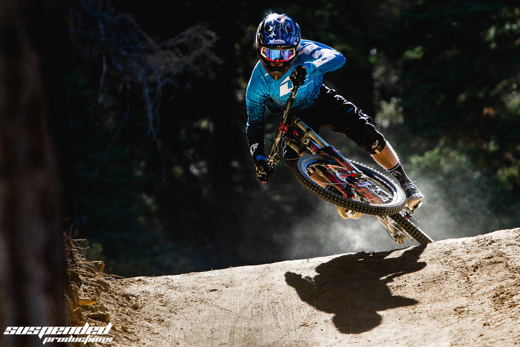 Tanner doing what he does best - suspended-productions - Mountain Biking Pictures - Vital MTB