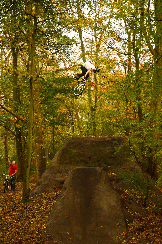 360 dump - Daan_Hoed - Mountain Biking Pictures - Vital MTB