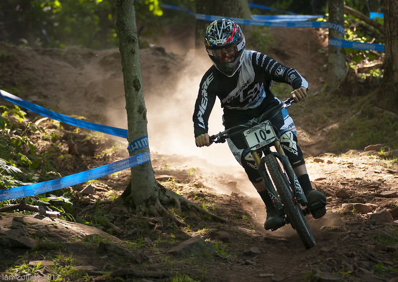 Sam Blenkinsop - Ian Collins - Mountain Biking Pictures - Vital MTB