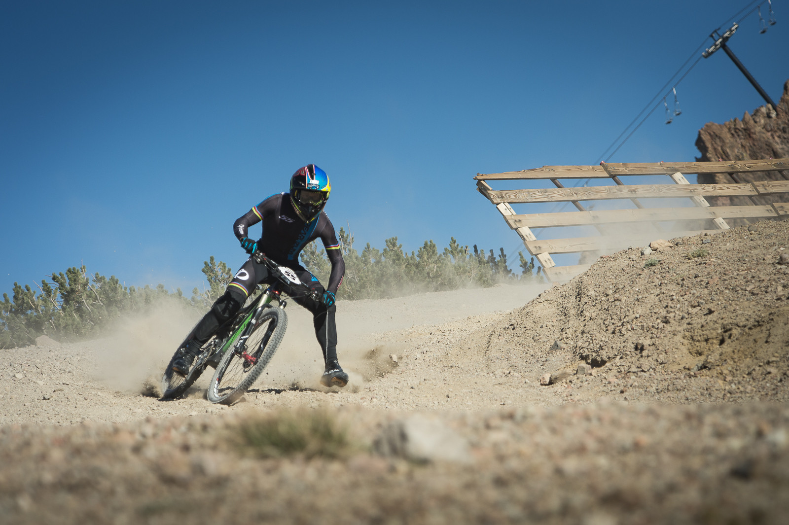 LEGENDS OF THE KAMIKAZE PHOTO GALLERY - Brian Lopes Takes the Win! - Ian Collins - Mountain Biking Pictures - Vital MTB