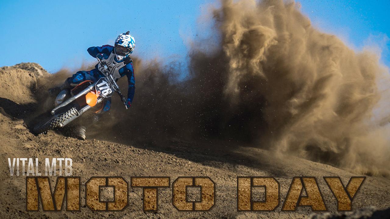 Vital MTB Moto Day Photo Blast - Ian Collins - Mountain Biking Pictures - Vital MTB