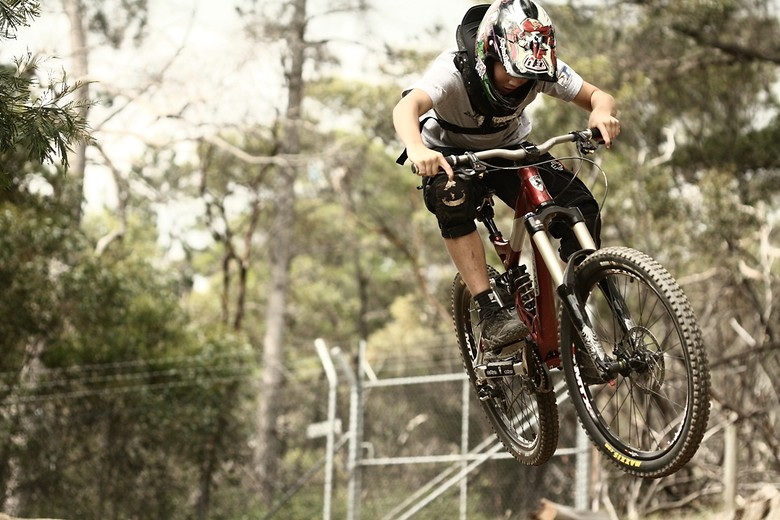 James 'Ned' Kelly - syko - Mountain Biking Pictures - Vital MTB