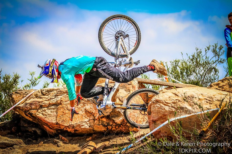 No place to go but…. - Dale_Hernandez - Mountain Biking Pictures - Vital MTB