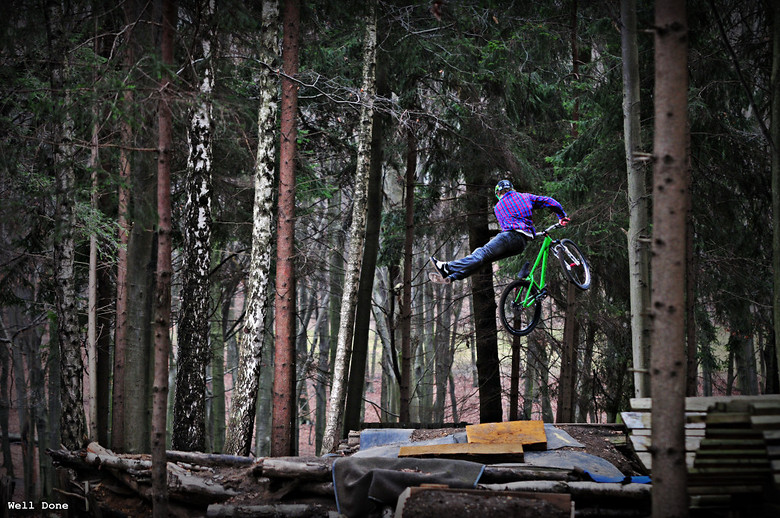 Sören Rosenbaum - WellDone - Mountain Biking Pictures - Vital MTB