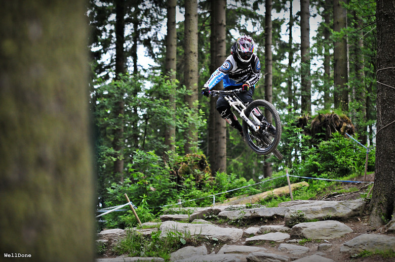Chris Canfield - WellDone - Mountain Biking Pictures - Vital MTB