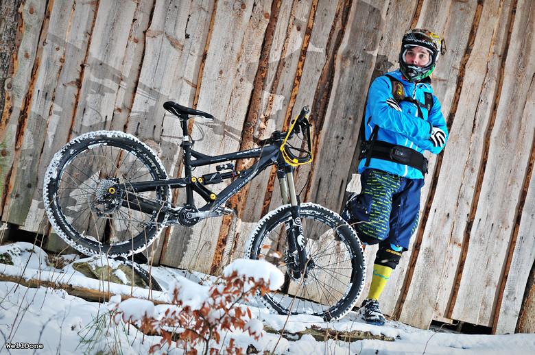 Sascha Bam Berg Aka.Bam Hill - WellDone - Mountain Biking Pictures - Vital MTB