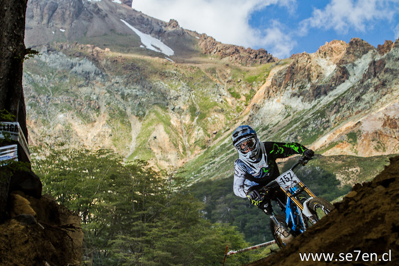 Adolfo Almarza  - se7en.cl - Mountain Biking Pictures - Vital MTB