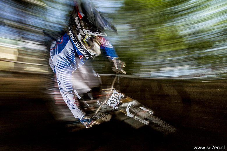 Mauricio Acua - se7en.cl - Mountain Biking Pictures - Vital MTB