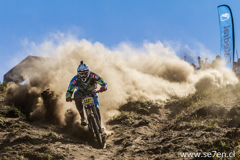 Cedric Gracia  - se7en.cl - Mountain Biking Pictures - Vital MTB