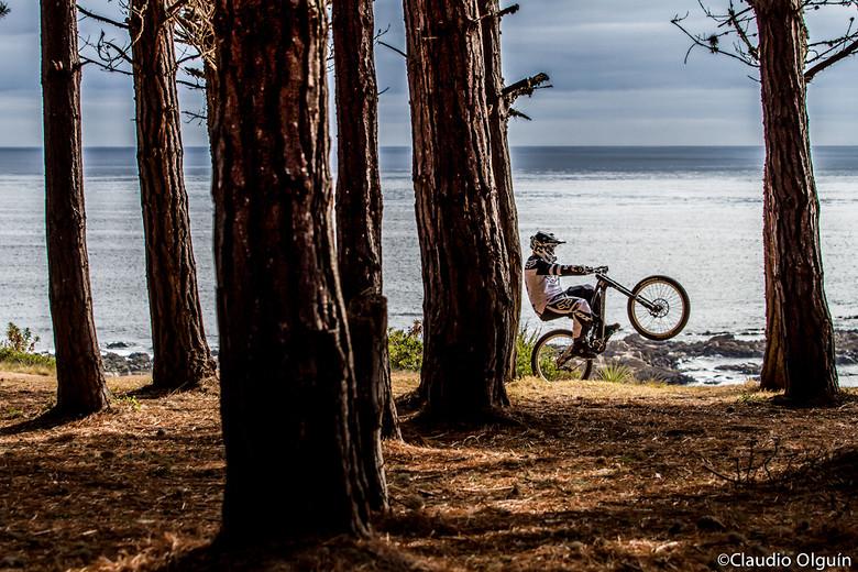 Spot oculto / Antony Montes #1 - se7en.cl - Mountain Biking Pictures - Vital MTB
