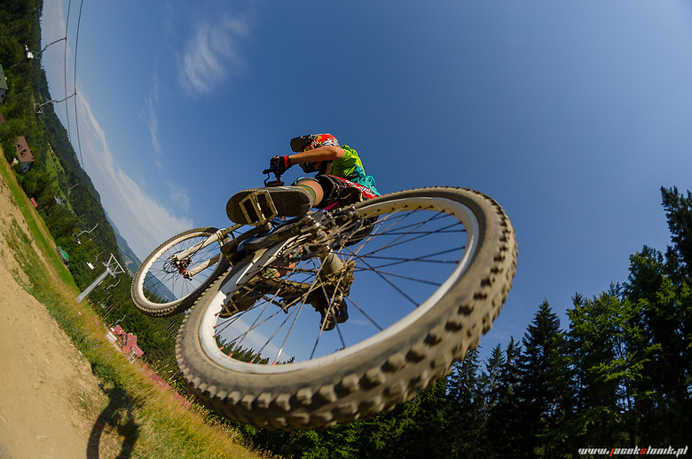 Let's whip it! - JacekSlonik - Mountain Biking Pictures - Vital MTB