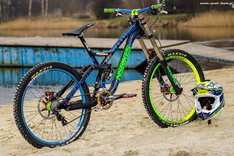 Ns Bikes Fuzz 2015 Jacekslonik S Bike Check Vital Mtb
