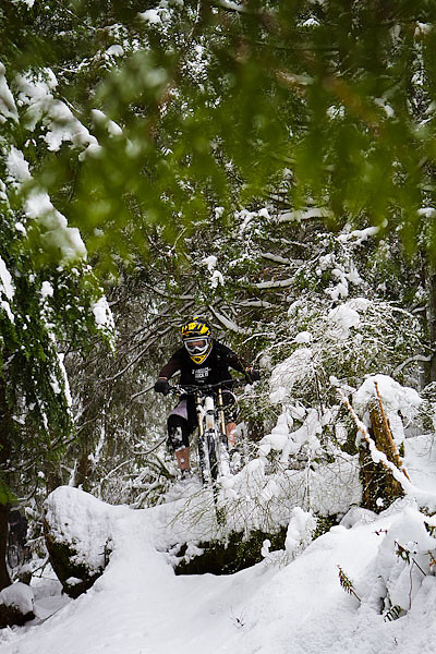 Snow Ride - thom9719 - Mountain Biking Pictures - Vital MTB