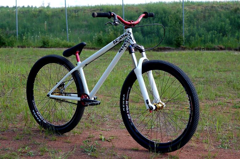 Juho S Ns Bikes Juho S Bike Check Vital Mtb