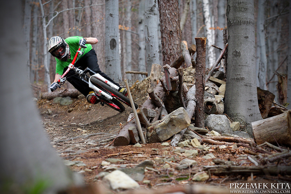 Marcel Haczek - Kitman - Mountain Biking Pictures - Vital MTB