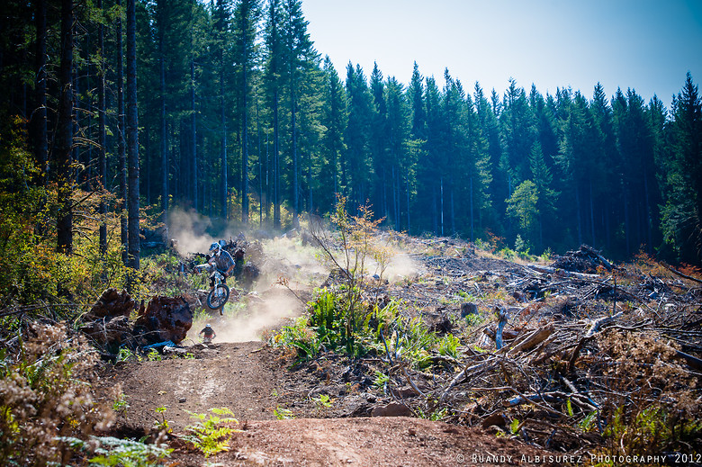 Two For Tea - rooshmoo - Mountain Biking Pictures - Vital MTB