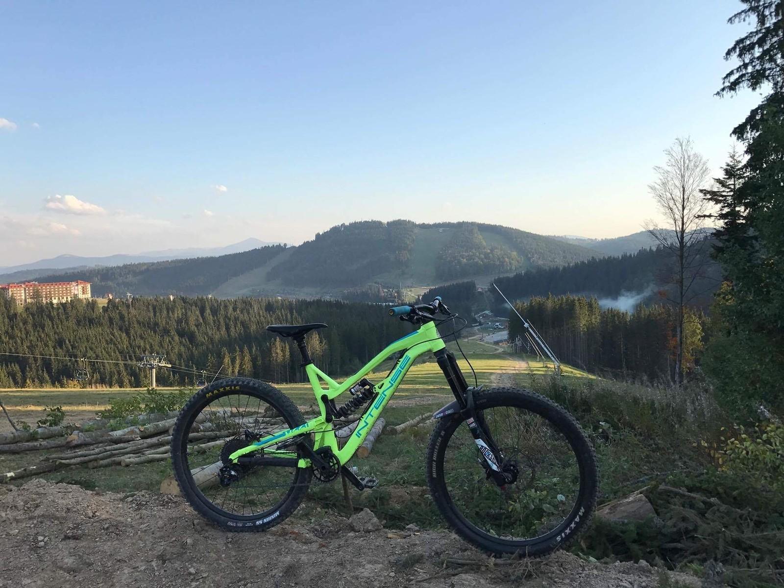 Sunset bikecheck
