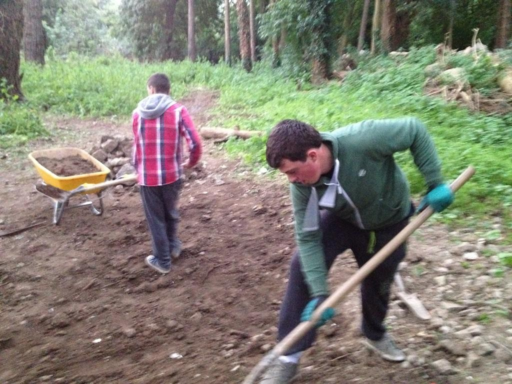 Digging - BREN.CONOR - Mountain Biking Pictures - Vital MTB