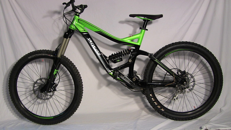 Specialized Big Hit 1 Flyboy469 Mountain Biking Pictures