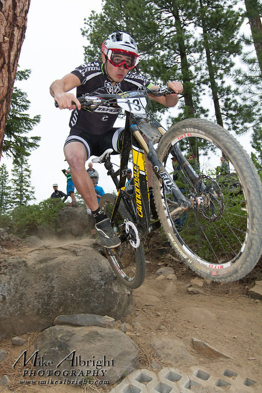 Ben Cruz - 2012 Oregon Enduro Series Race #1: Bend - bikesales - Mountain Biking Pictures - Vital MTB