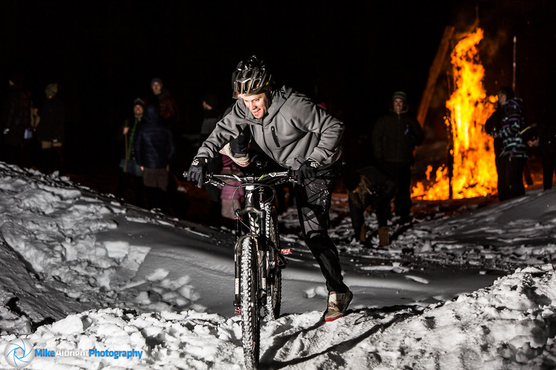 2014 'Ice Crit' - Kirt Vories - bikesales - Mountain Biking Pictures - Vital MTB