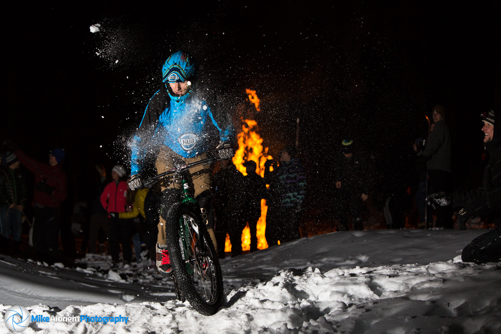 2014 'Ice Crit' - Alex Grediagin - bikesales - Mountain Biking Pictures - Vital MTB