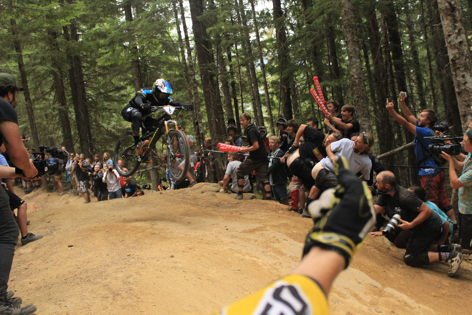 Silent Finger - el_guapo_goro - Mountain Biking Pictures - Vital MTB